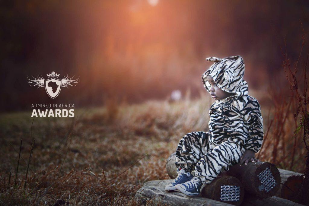 Darrell Fraser Award Winning Adminired in Africa Child Photographer