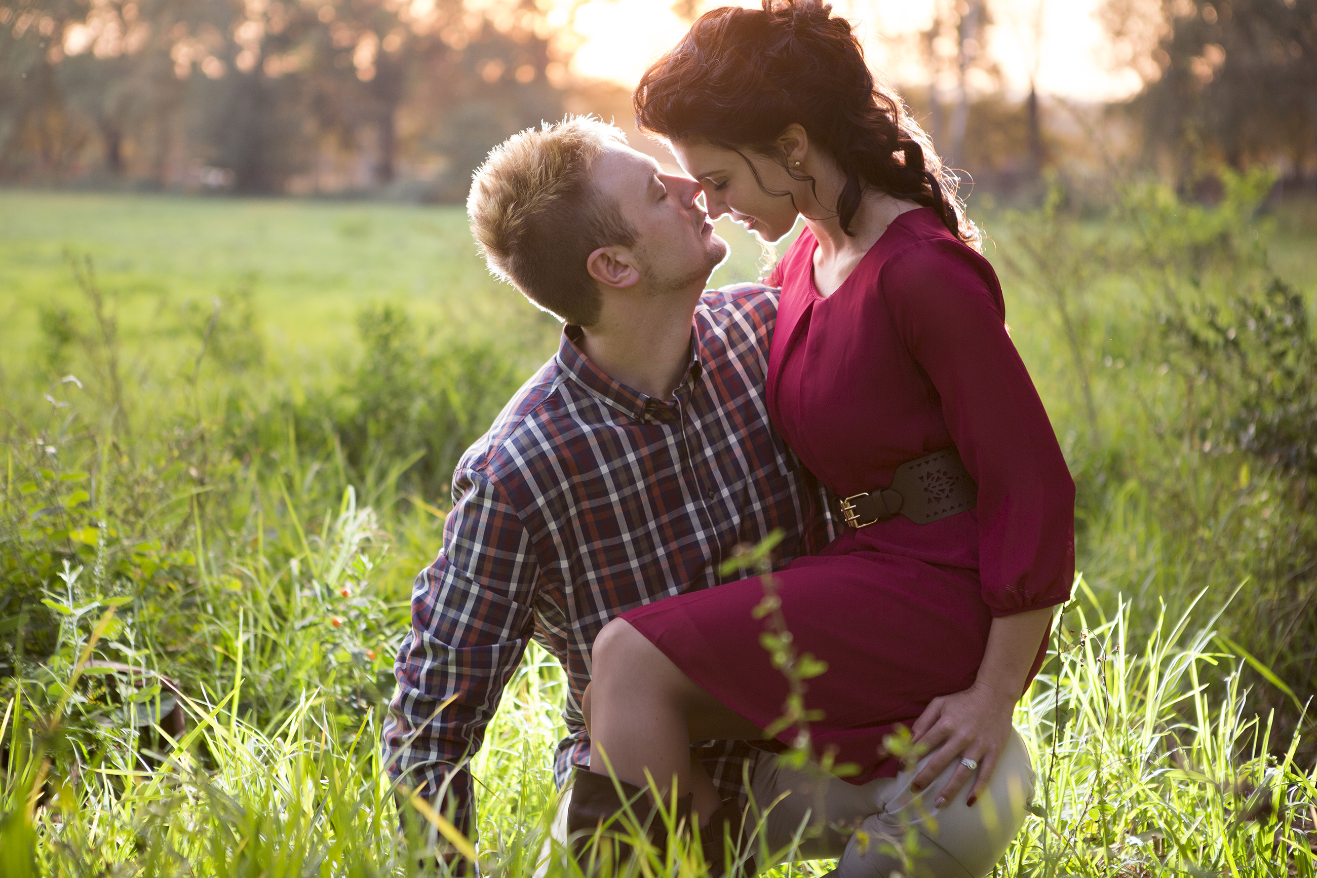 Darrell Fraser Award Winning Engagement Photographer