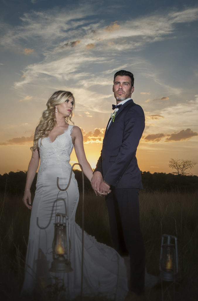 Darrell Fraser Safari Wedding Photographer