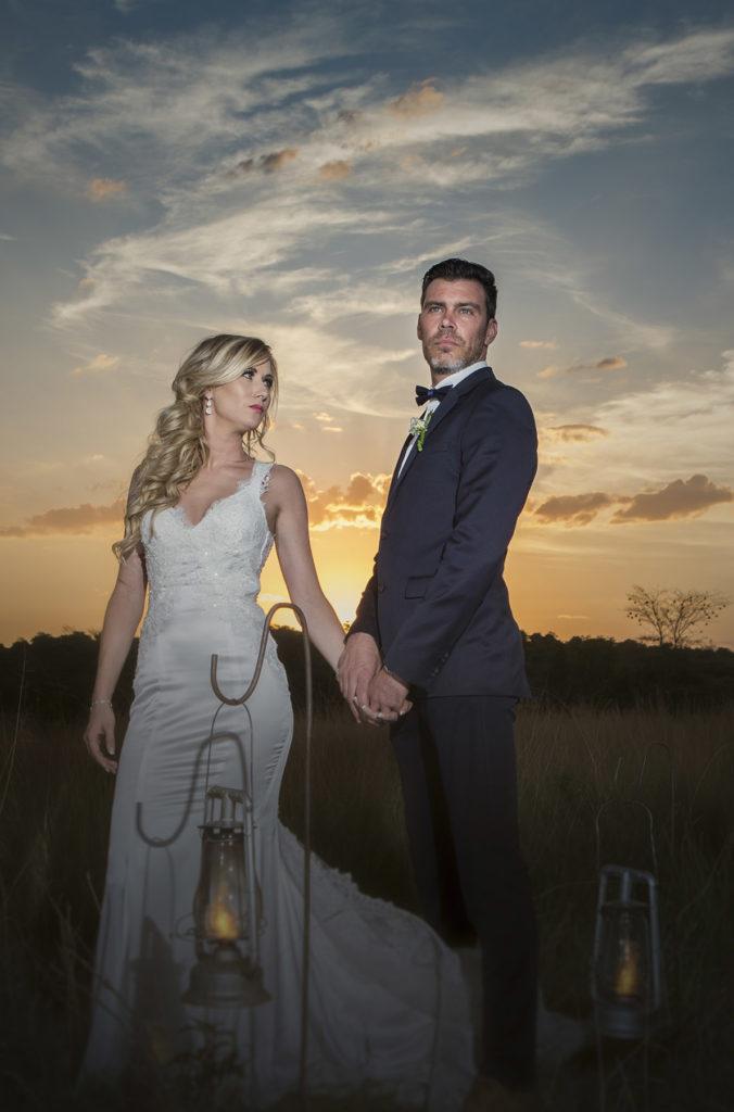 Darrell Fraser Safari Wedding Photographer