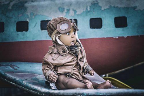 Darrell Fraser Award Child Photographer