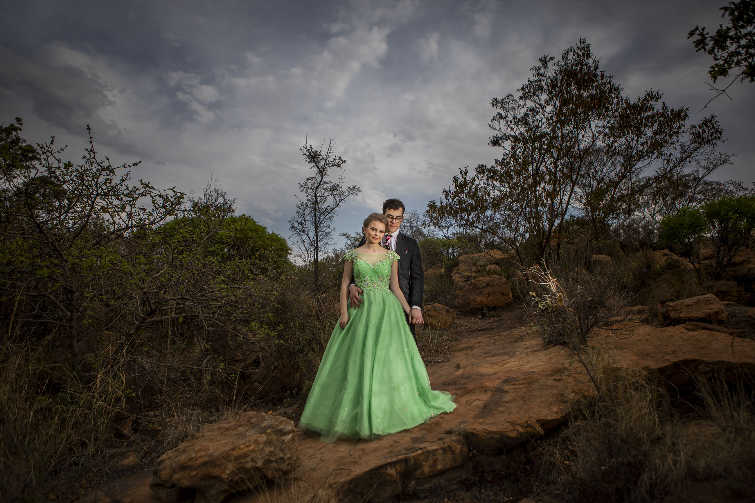 Darrell Fraser Award Winning Matric Farewell Photographer