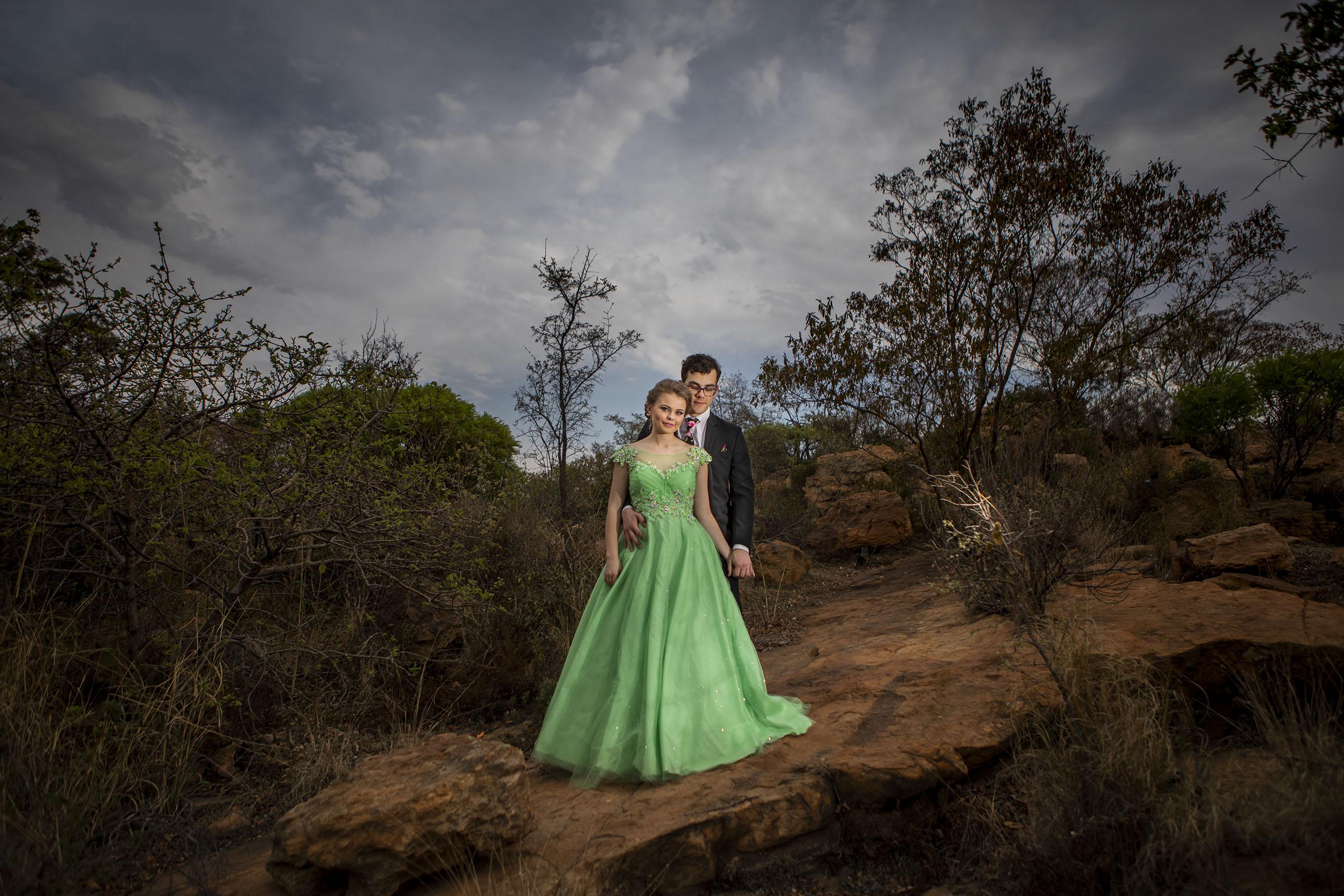 Darrell Fraser Award Winning Matric Farewell Photographer