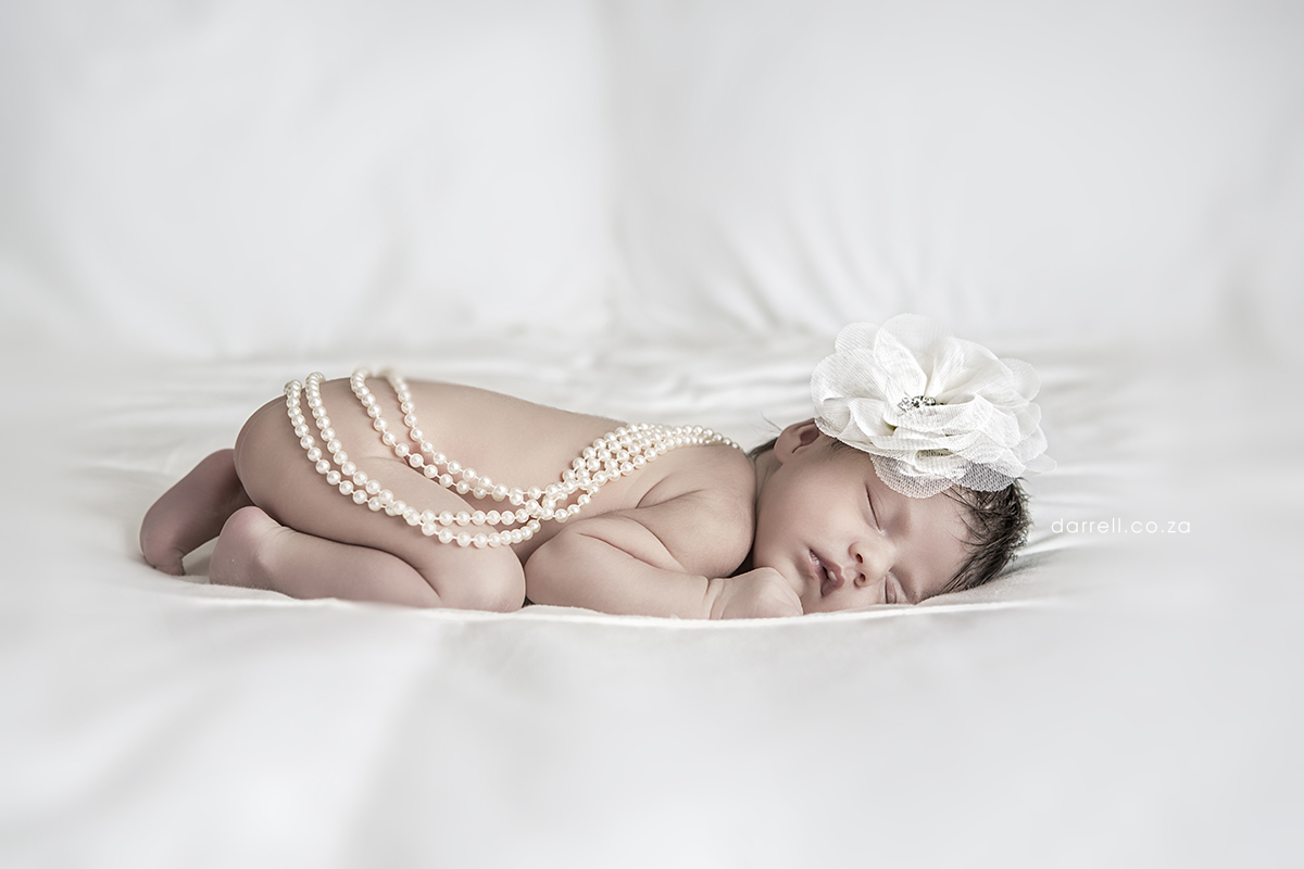 Darrell Fraser Newborn Photography