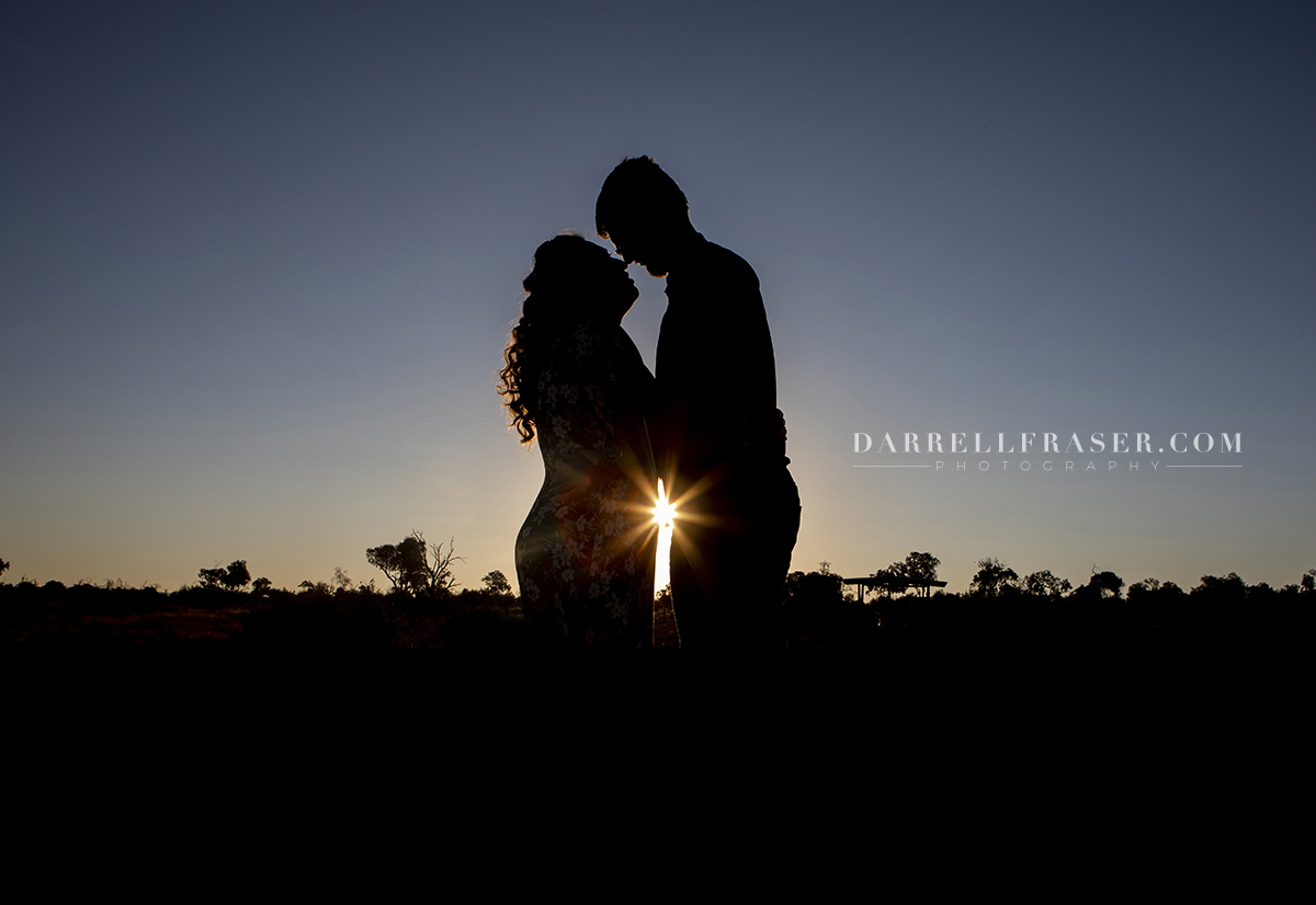 Darrell Fraser Adventures with Elephants Engagement Photographer