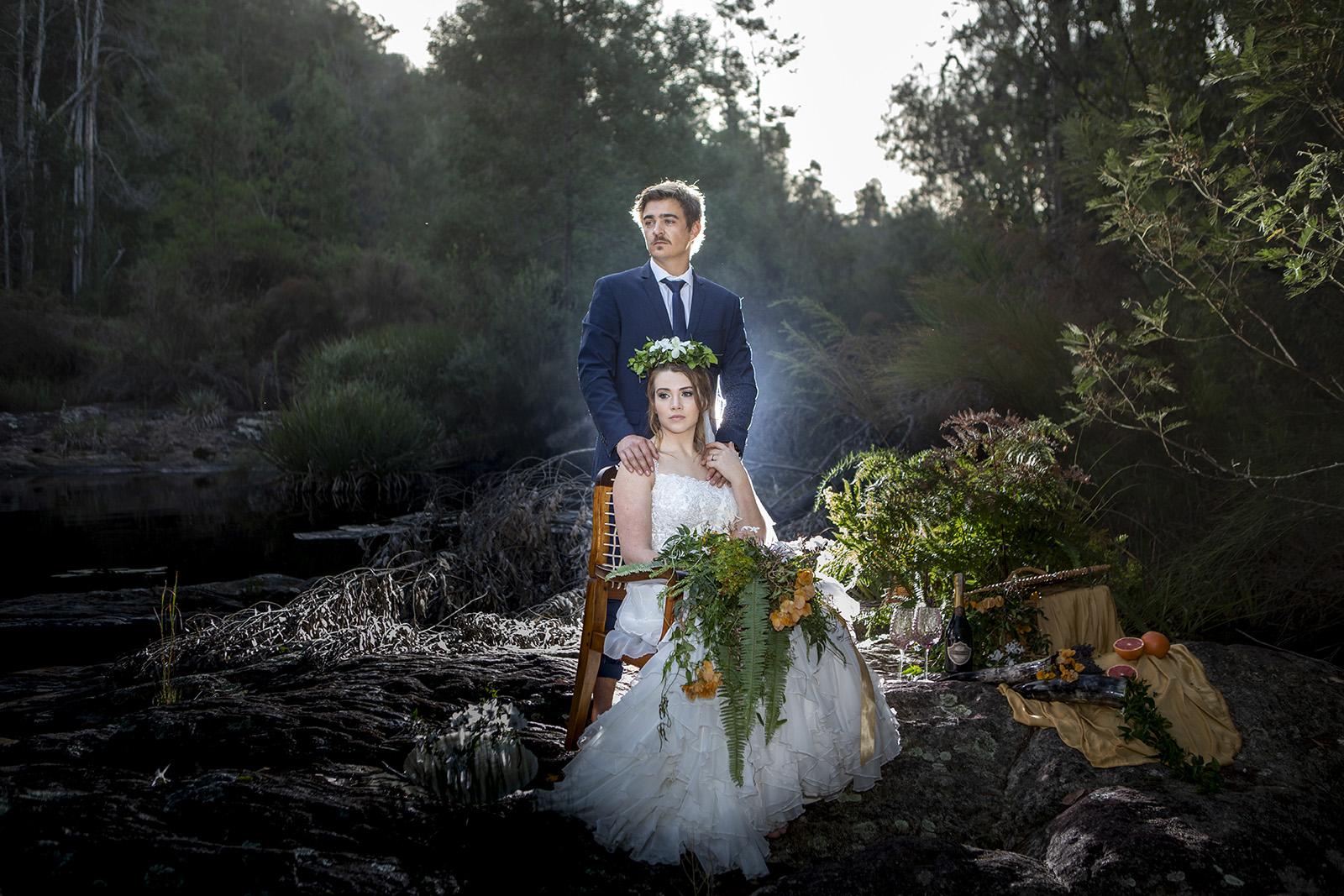 Darrell Fraser Garden Route Wedding Photographer