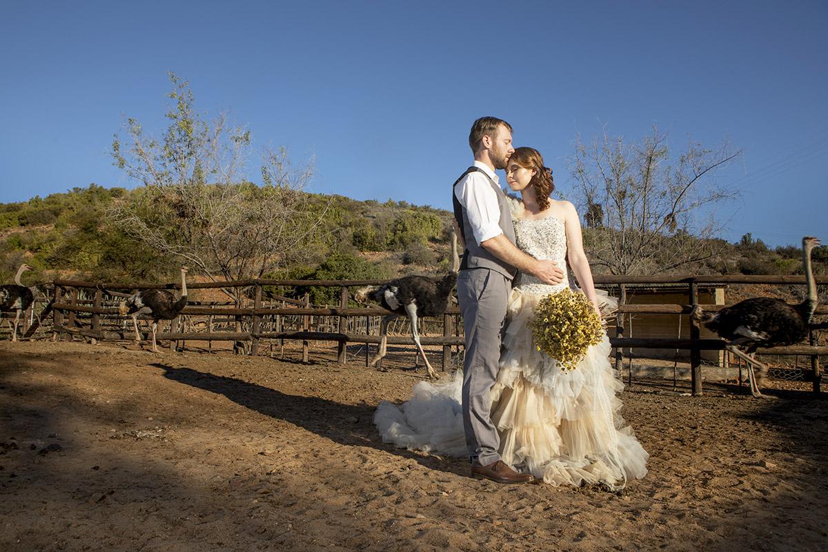 Darrell Fraser Garden Route Wedding Photographer Oudtshoorn