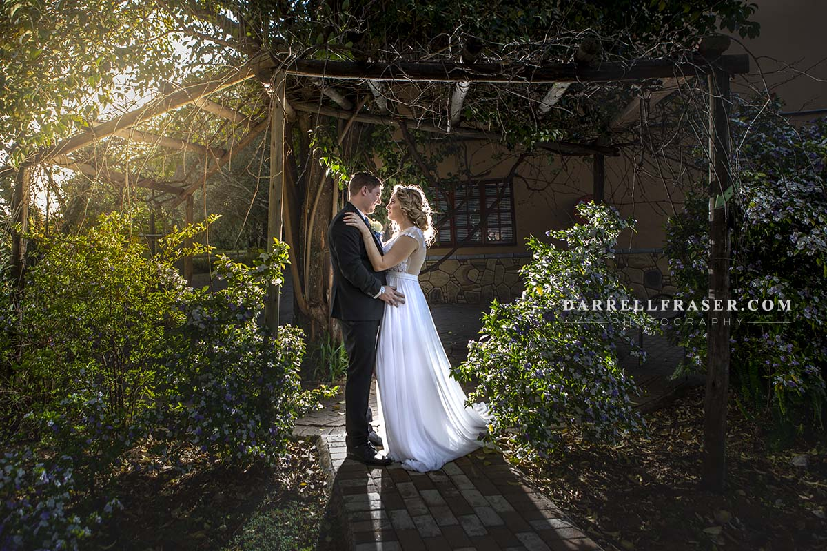 Darrell Fraser Valverde Wedding Photographer