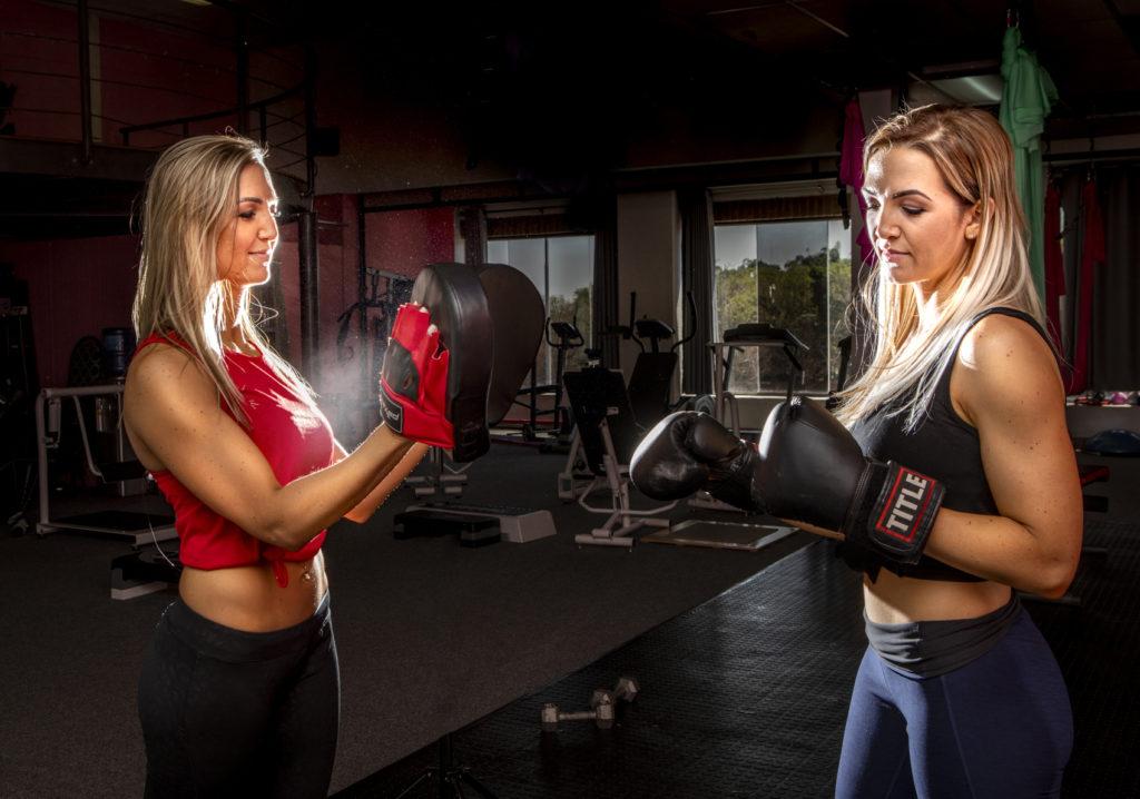 Darrell Fraser Fitness Photographer