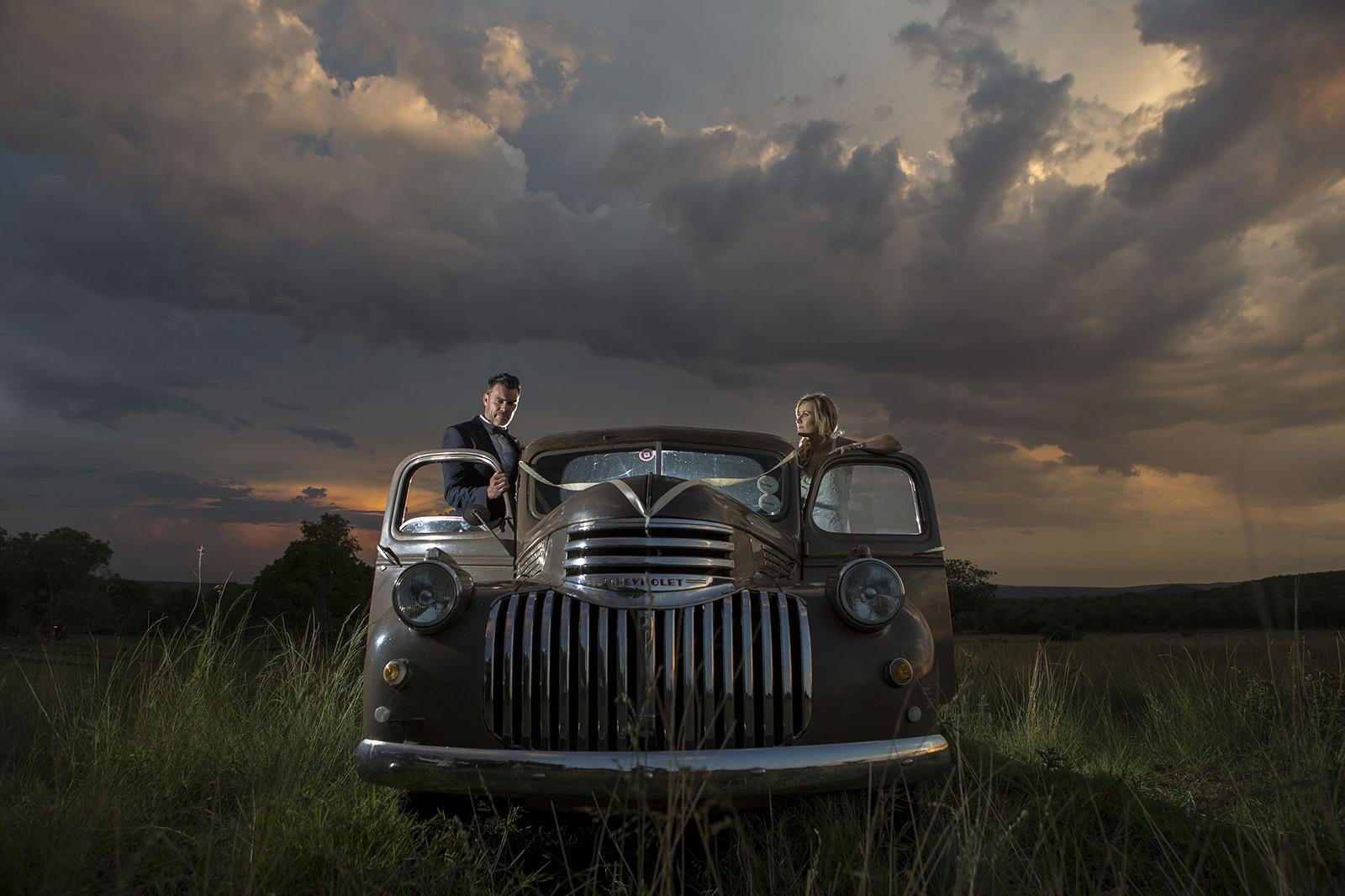 South African Safari Wedding Photographer Darrell Fraser
