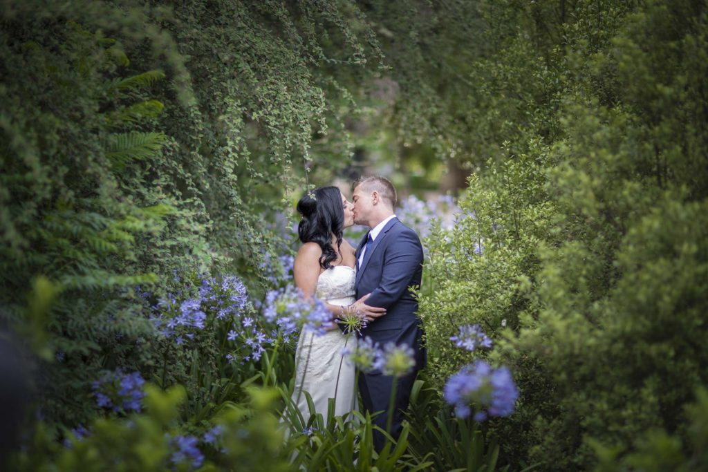 Darrell Fraser Moon and Sixpence Wedding Photographer