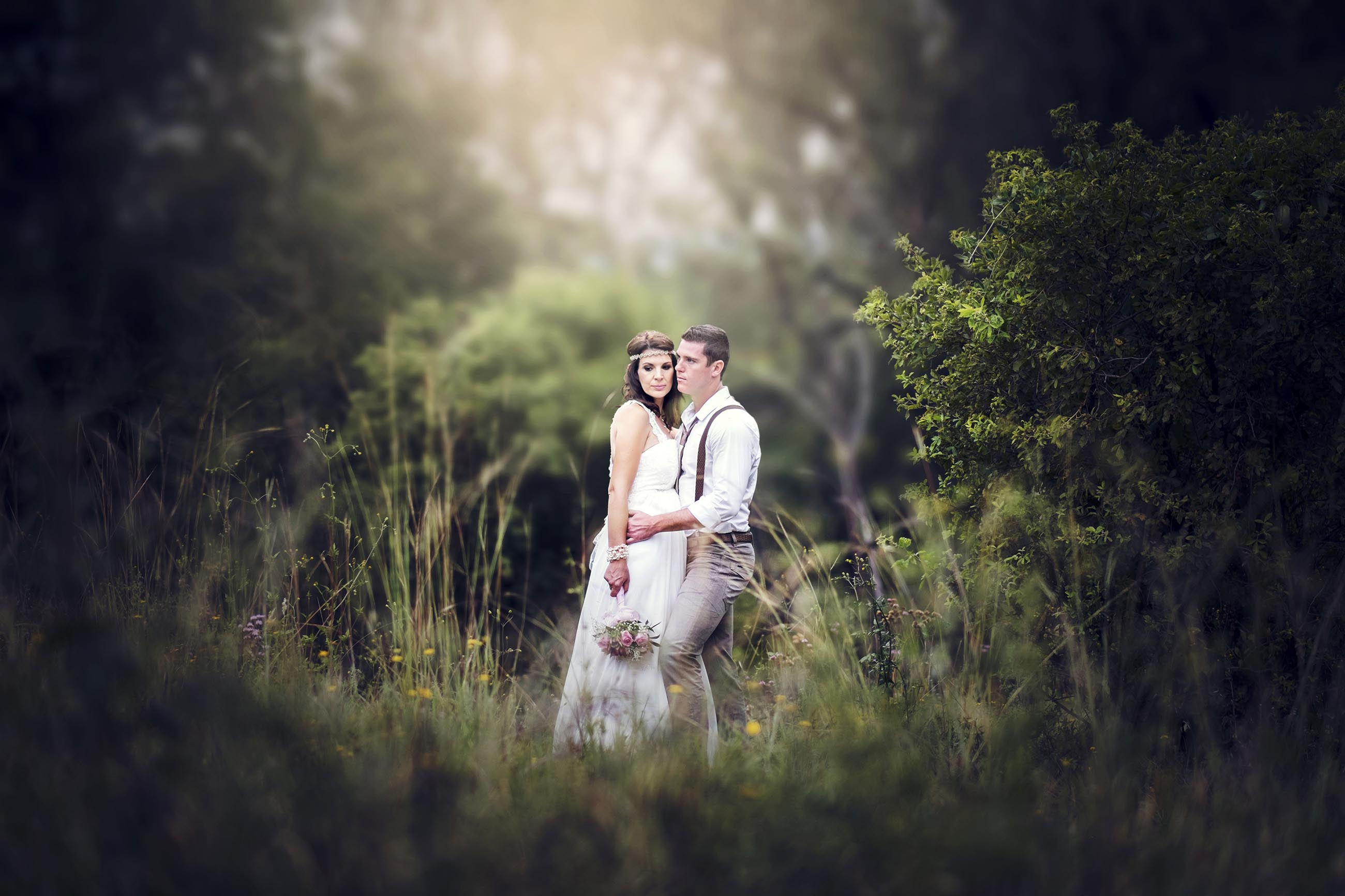 Darrell Fraser Avianto Wedding Photographer