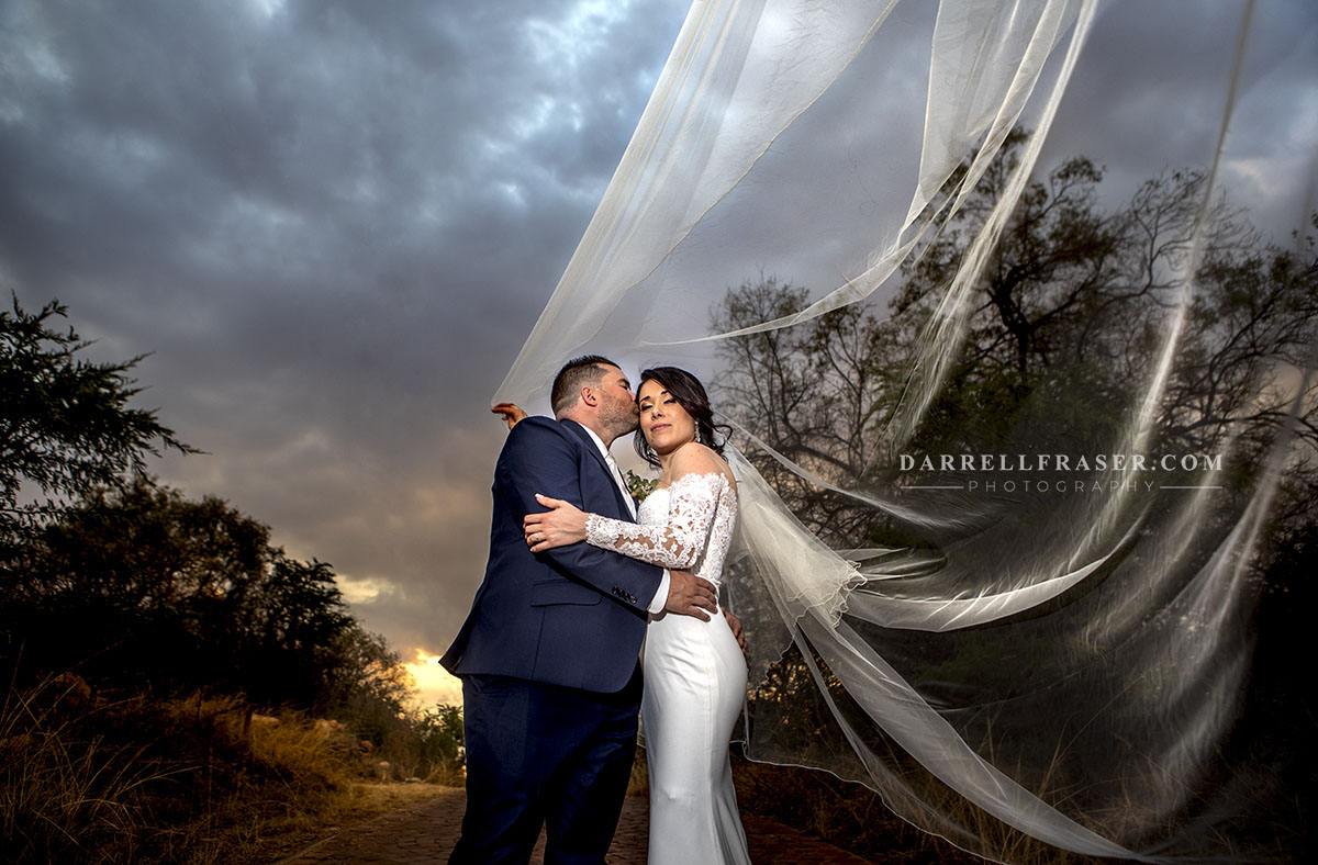 Darrell Fraser Casa Blanca Manor Wedding Pretoria