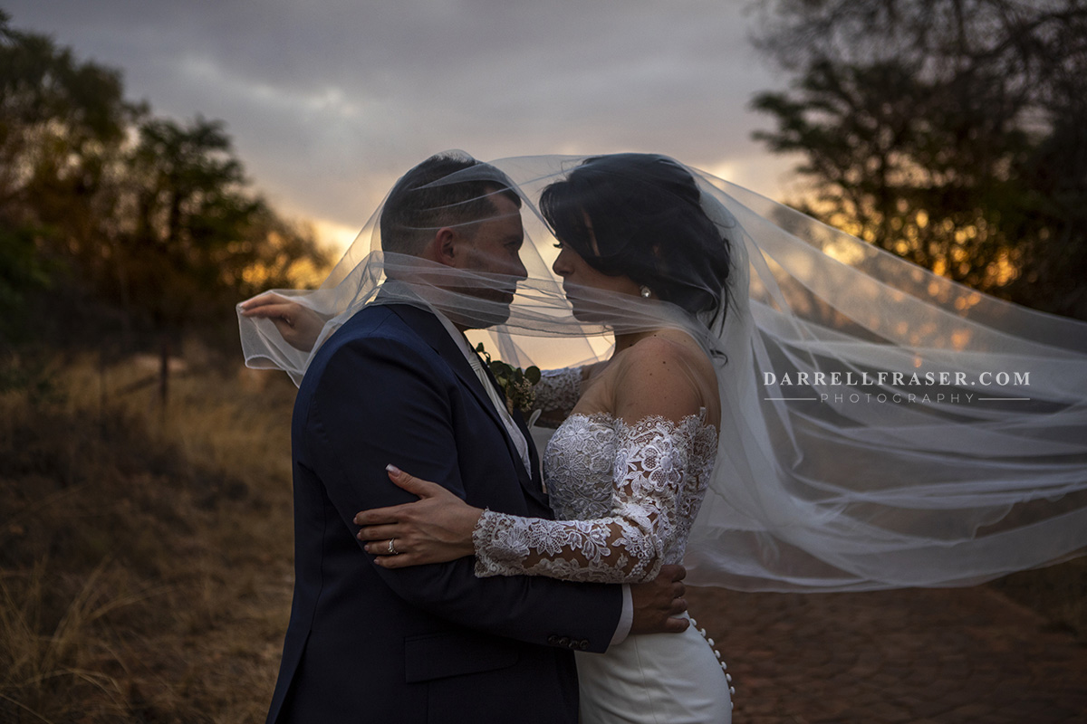 Darrell Fraser Casa Blanca Manor Wedding Pretoria