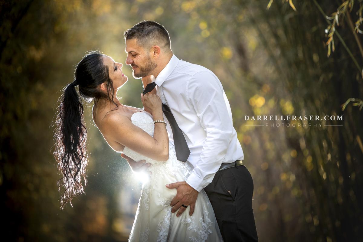 Darrell Fraser Centurion Wedding Photographer
