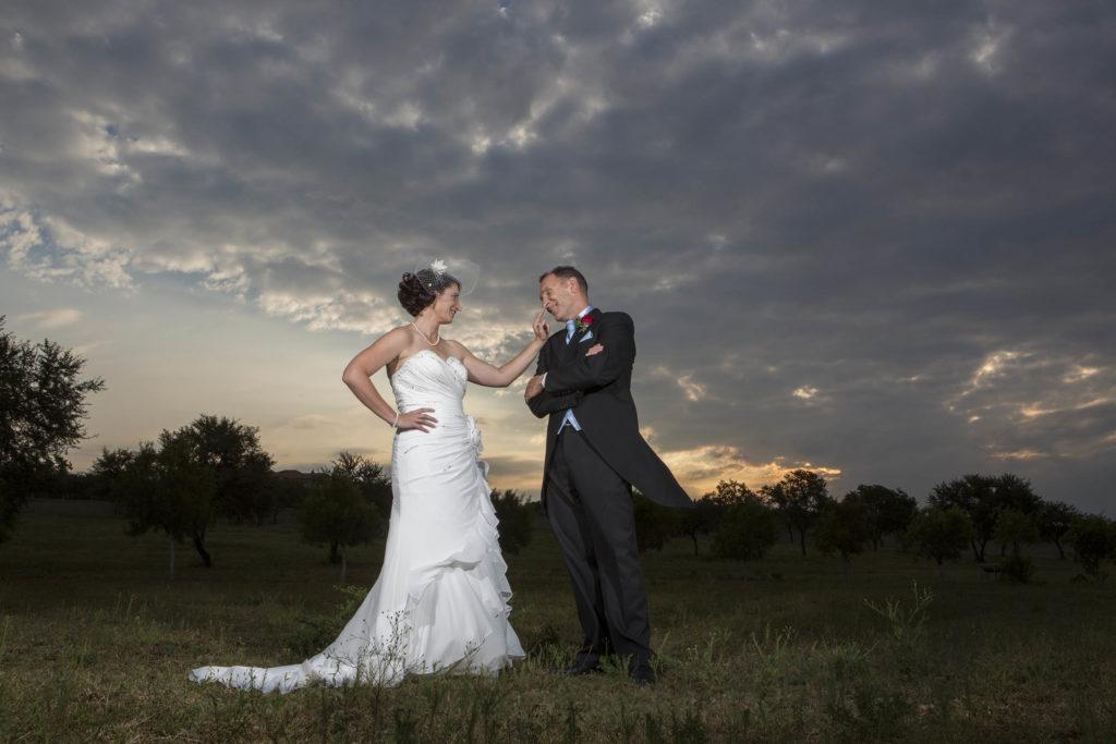 Darrell Fraser Chez Charlene Pretoria Wedding Photographer