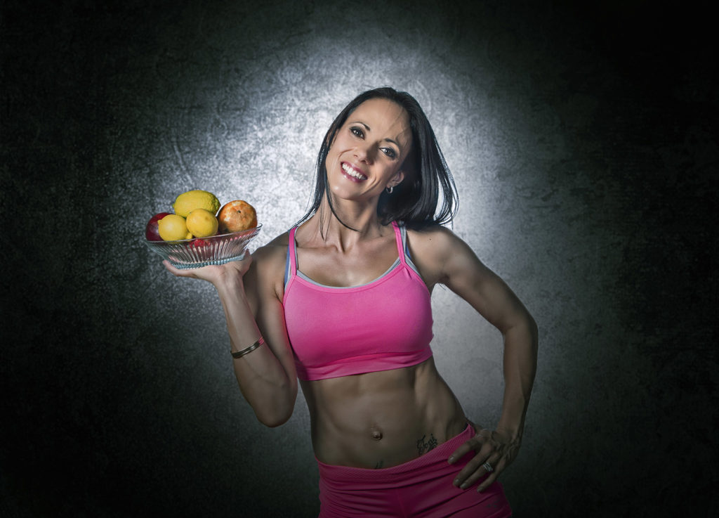 Darrell Fraser Fitness Photographer Angelique Wessels