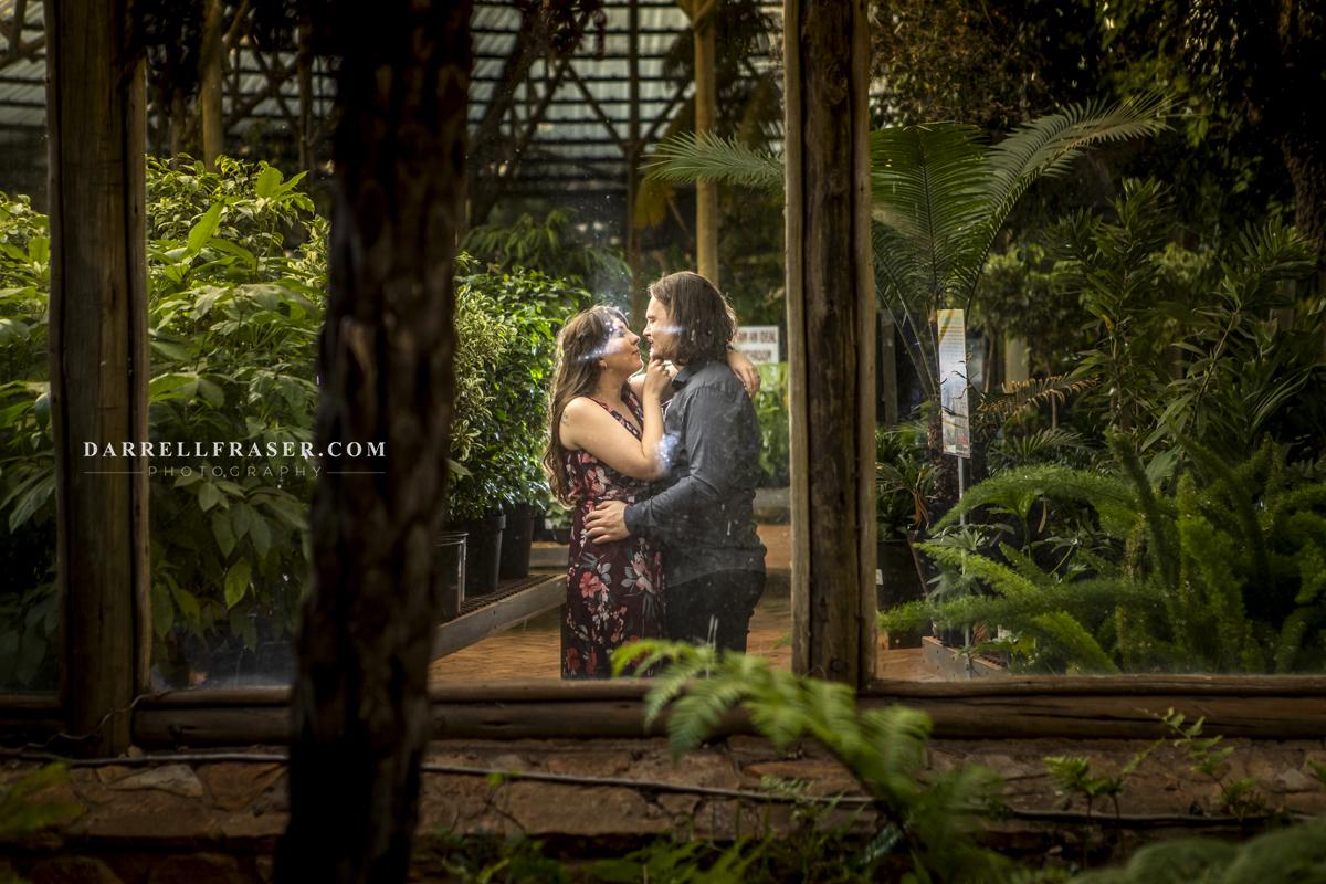 Darrell Fraser Pretoria Engagement Photographer Gemma Chris