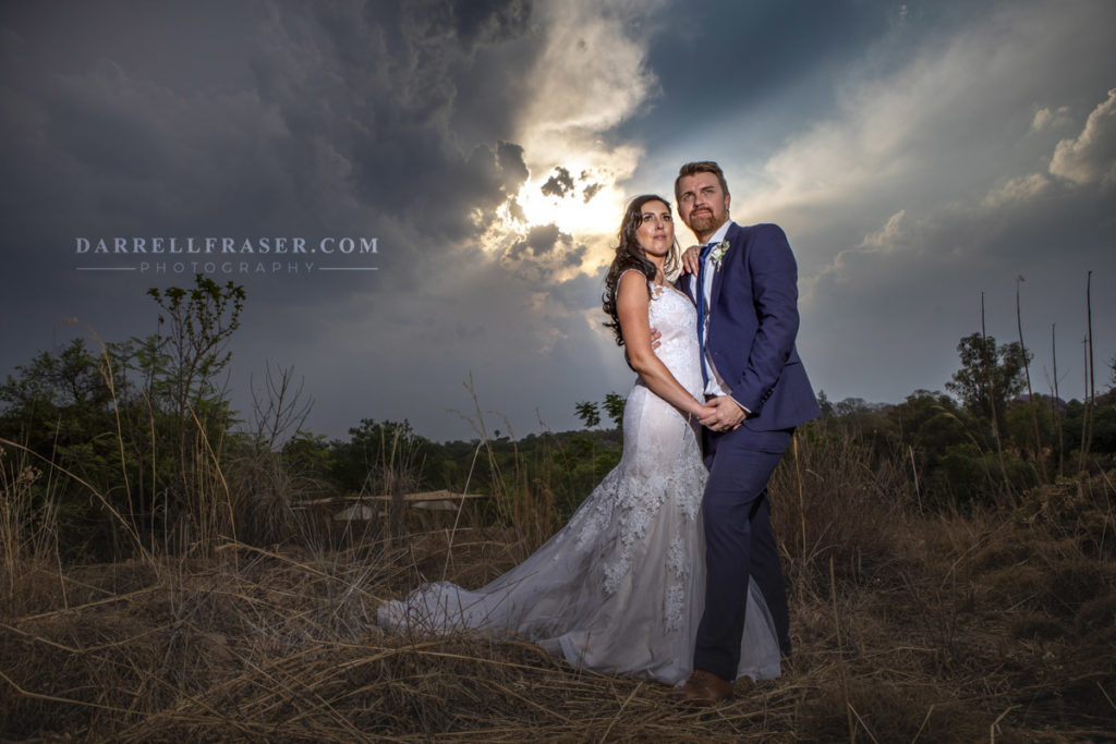 Darrell Fraser The Blades Wedding Photographer Pretoria