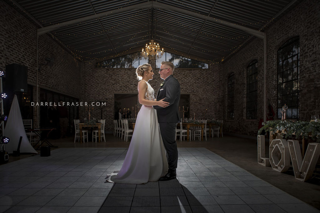 Darrell Fraser Wedding Photographer Lace on Timber Pretoria