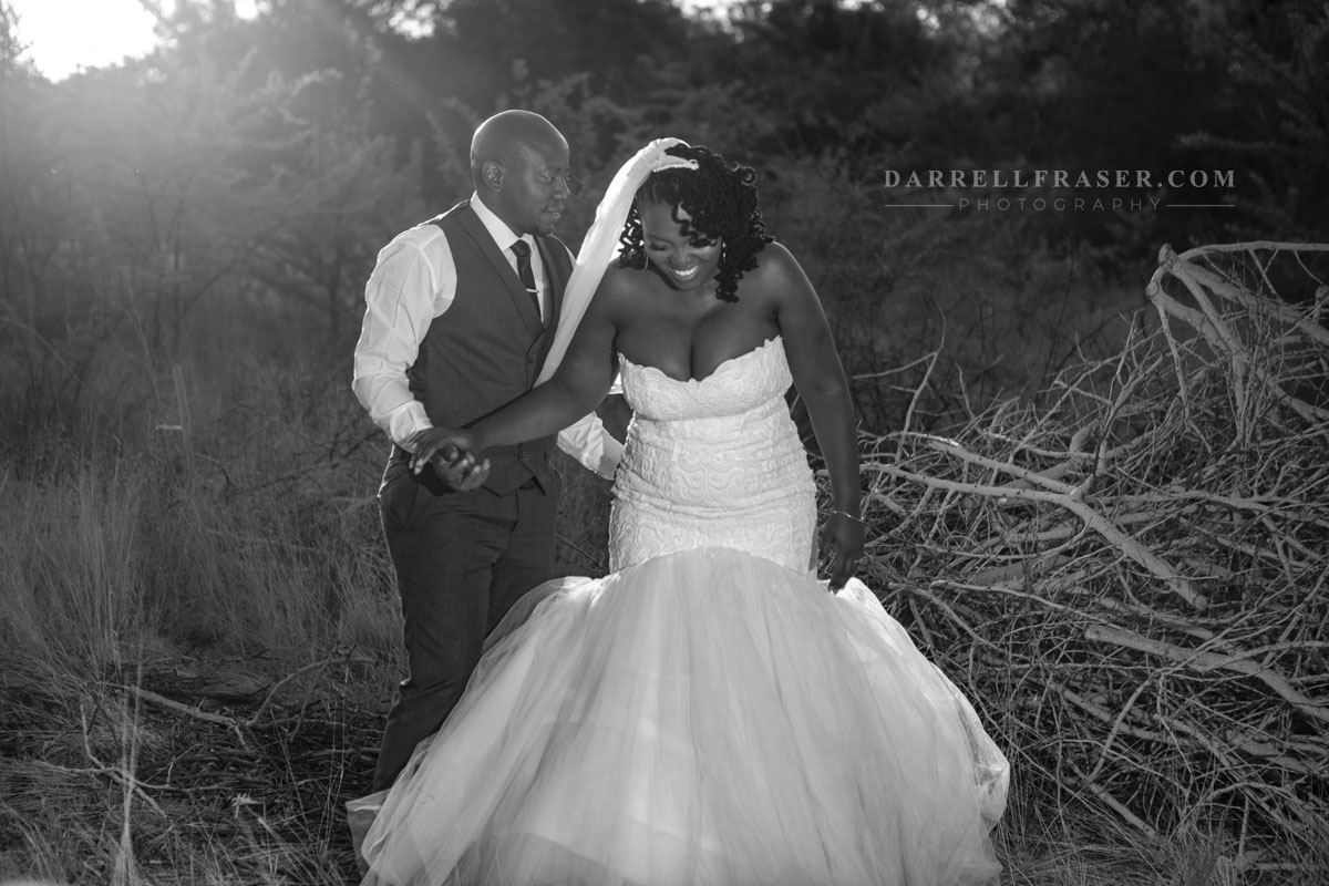 Darrell Fraser Avenue on Iris Pretoria Wedding Photographer