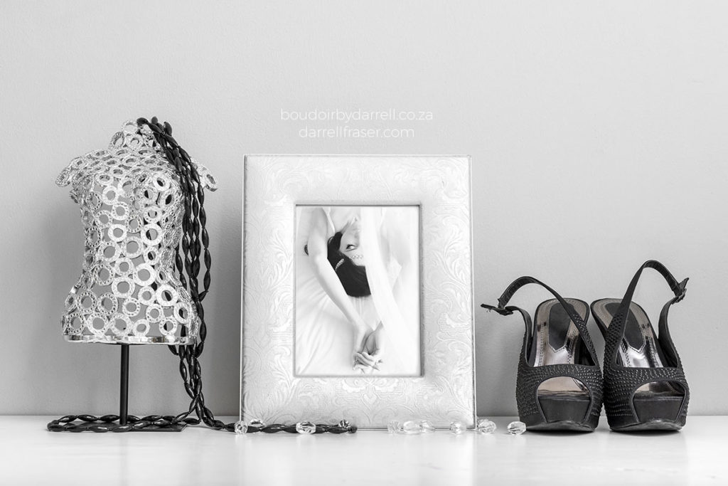 Darrell Fraser Award Winning Boudoir Photographer