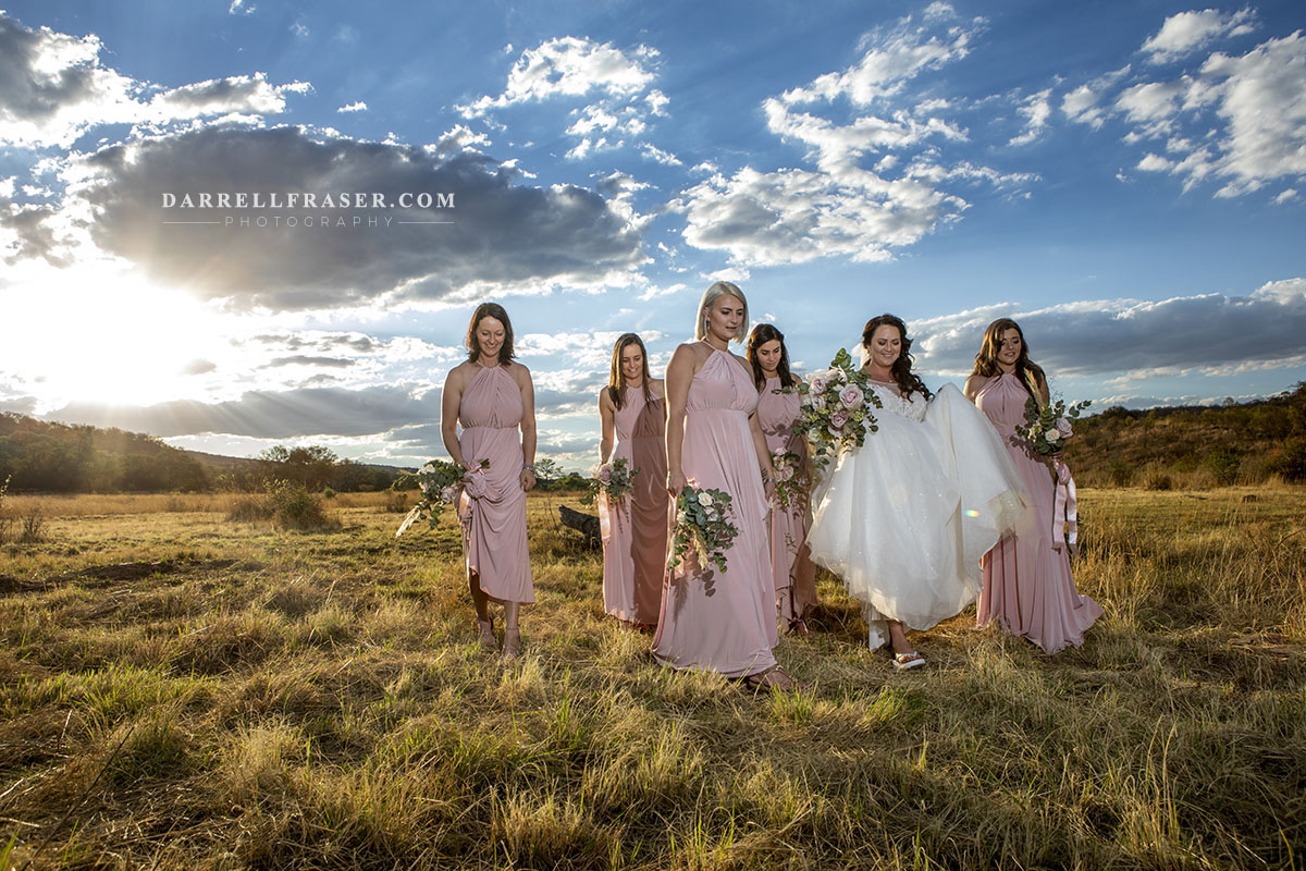 Darrell Fraser Award Winning South African Wedding Photographer Amy Christo Kuthaba Game Lodge