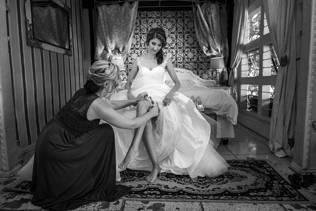 Darrell Fraser Casa Blanca Manor Wedding Photographer Pretoria