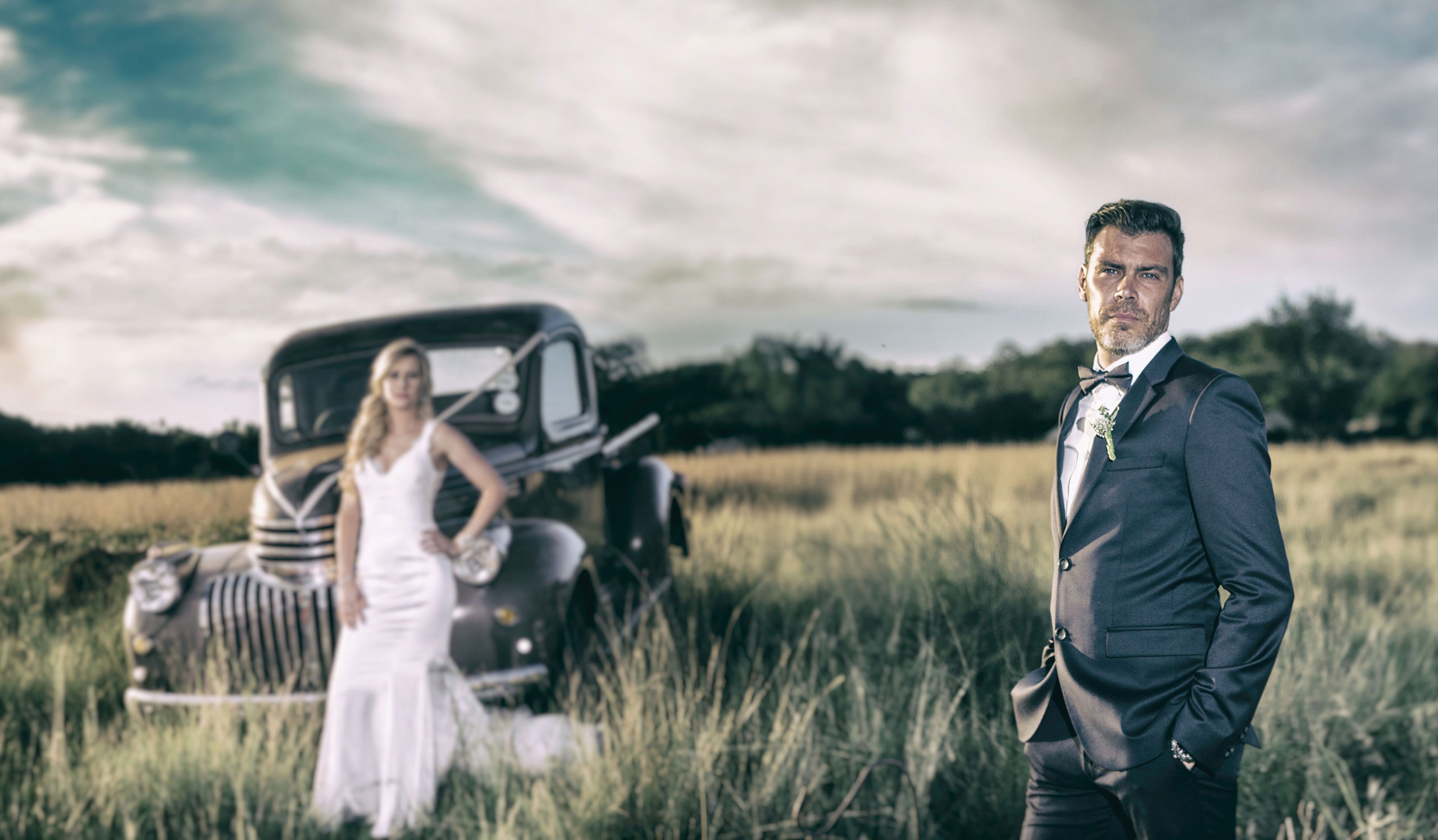 Darrell Fraser Hayward Safari Award Winning Wedding Photographer