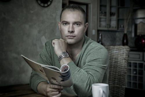 Darrell Fraser Personal Branding Photographer Corporate Headshots