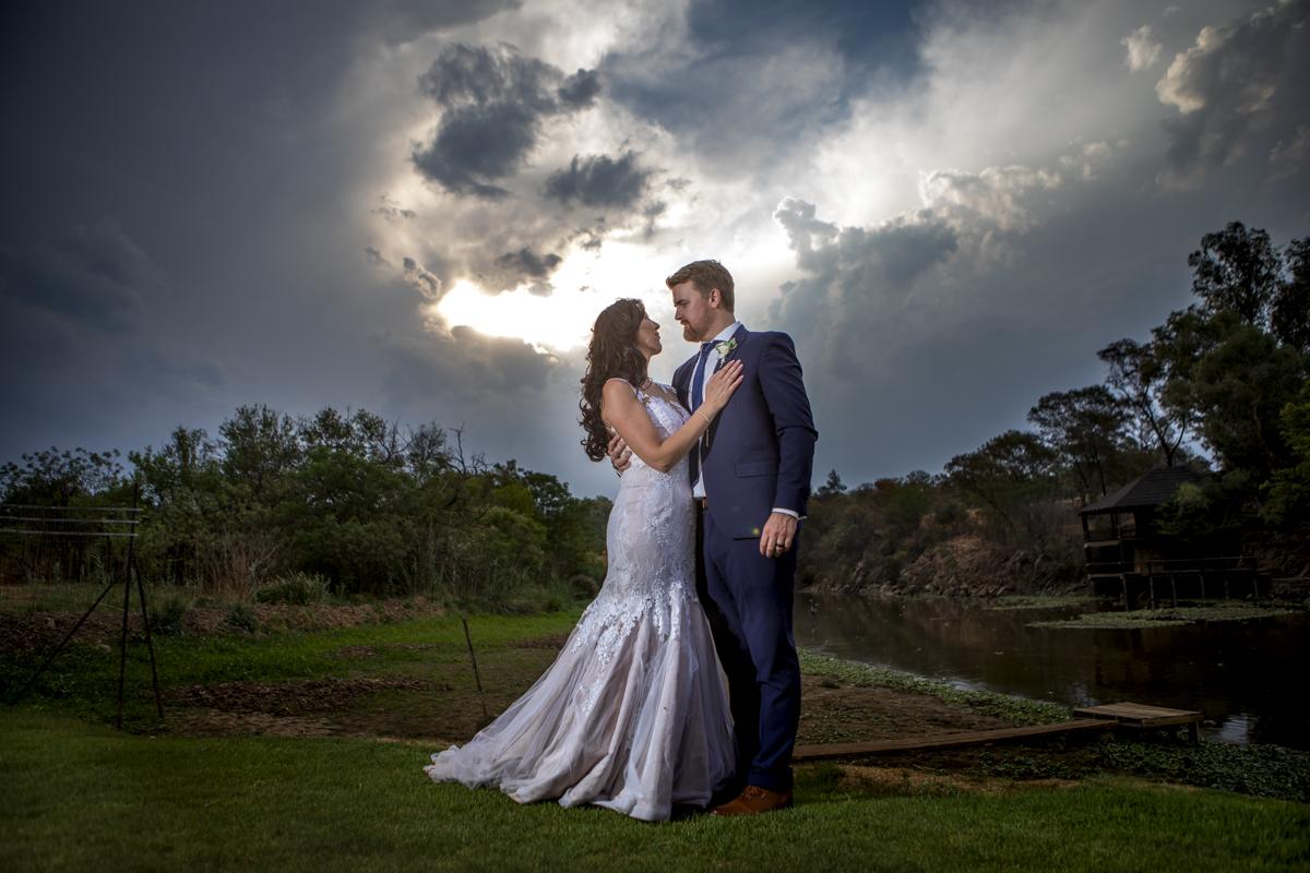 Darrell Fraser The Blades Wedding Photographer Pretoria