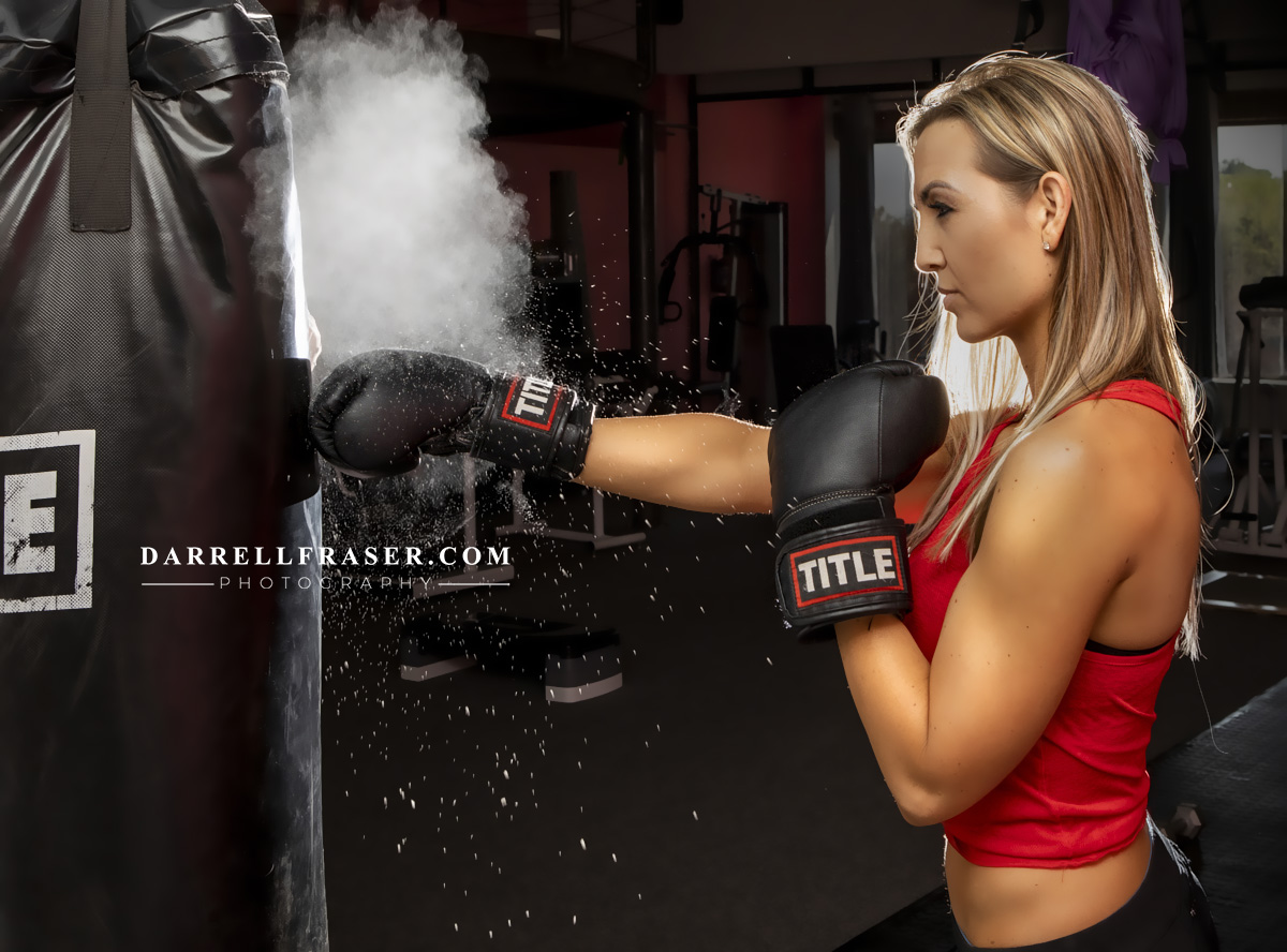 Darrell Fraser Fitness Photographer Pretoria Tanya Ryna