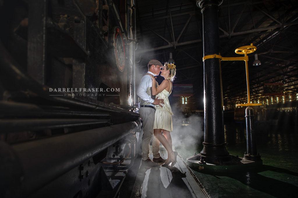 Darrell Fraser George Western Cape Engagement Photographer Krystal Leam