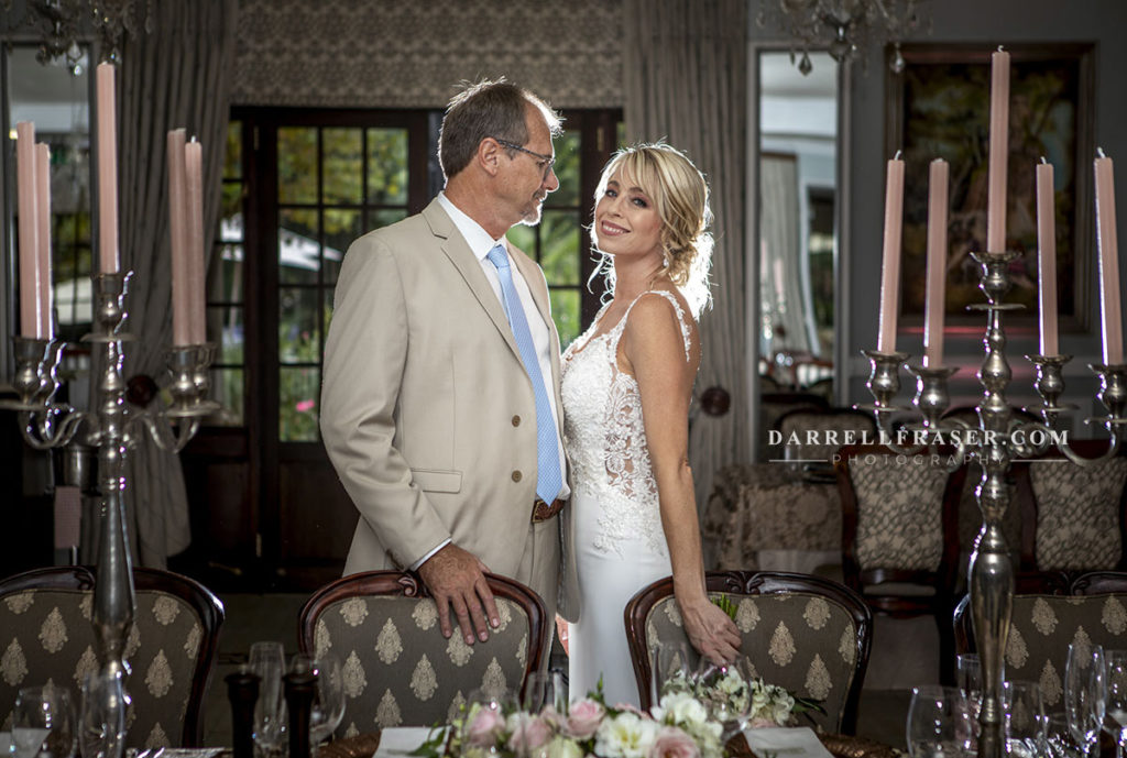 Darrell Fraser Ivory Manor Boutique Hotel Wedding Photographer Janine Daan Pretoria