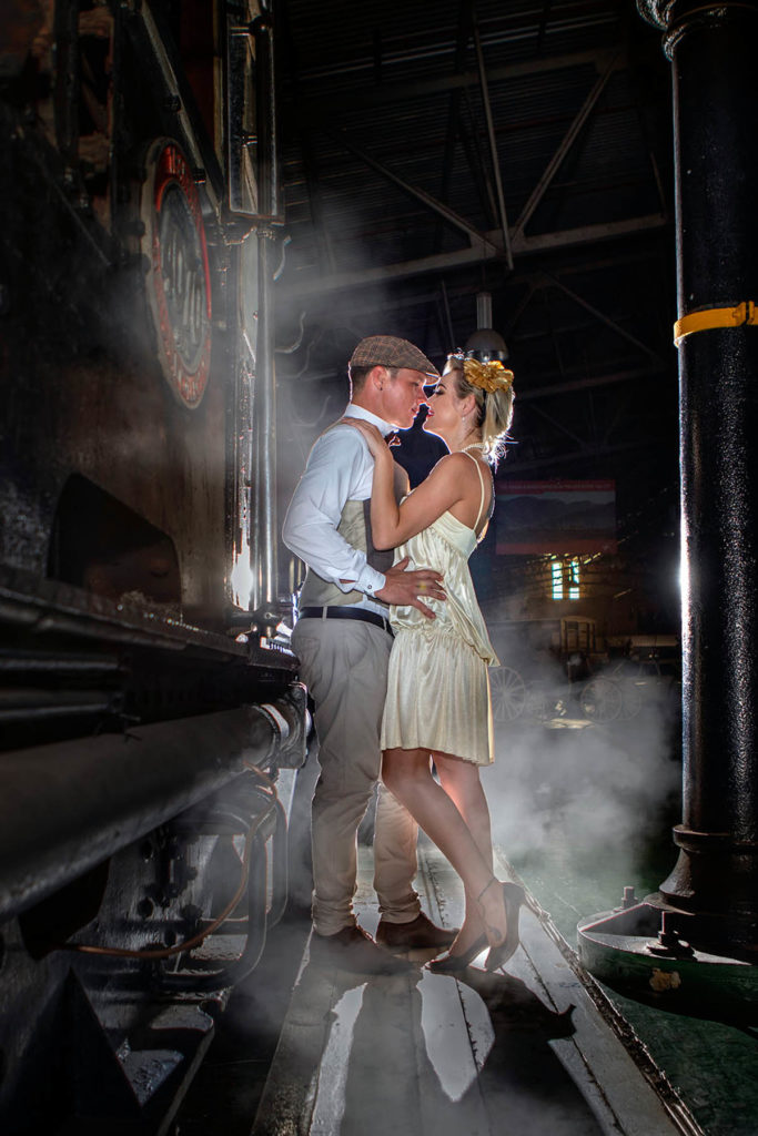 Award Winning Engagement Photographer Darrell Fraser