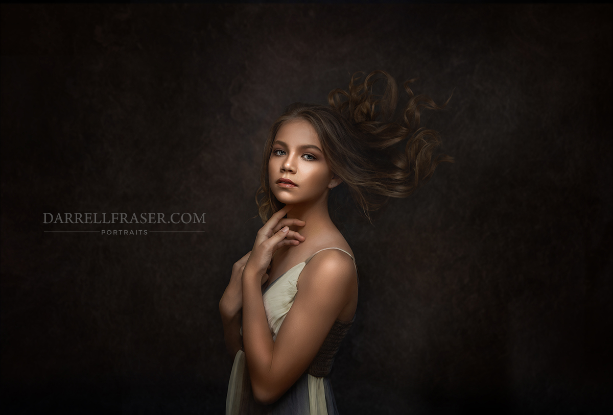 Darrell Fraser Award Winning Portrait Photographer