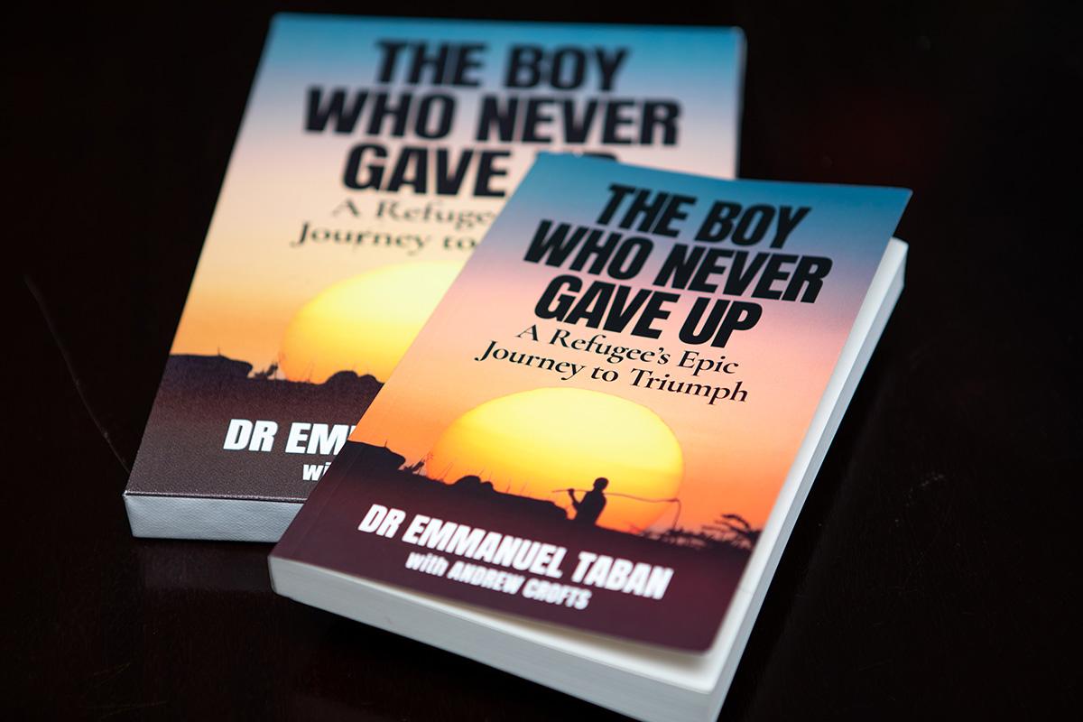 Dr EM Taban Pulmonologist The Boy Who Never Gave Up